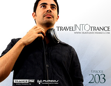 Travel Into Trance #203